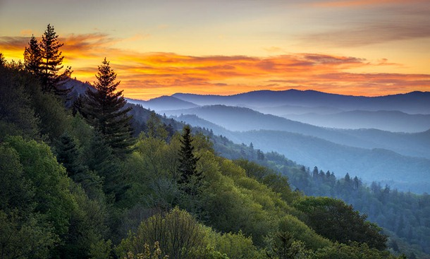 Great Smoky Mountains National Park (Tennessee, United States)