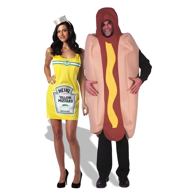hot-dog-and-mustard-couples-costume