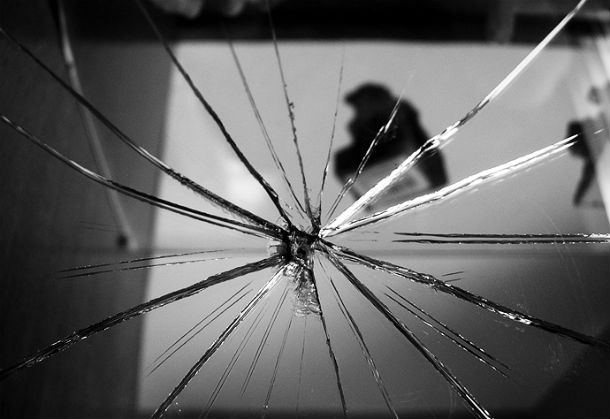 A broken mirror gives you seven years of bad luck