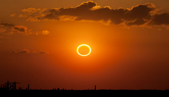 The Healing Eclipse
