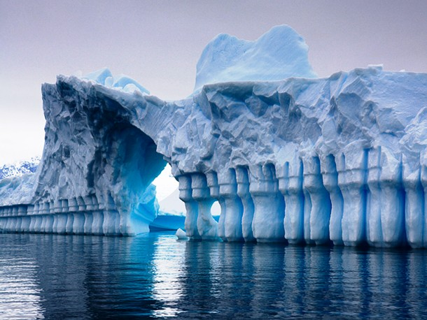 25 Breathtaking Glaciers And Icebergs From Around The World