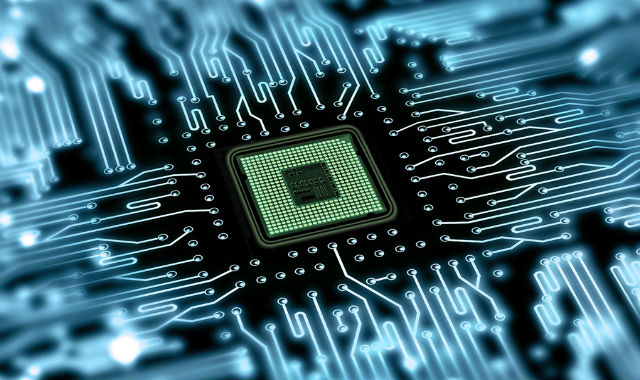 implanted chip