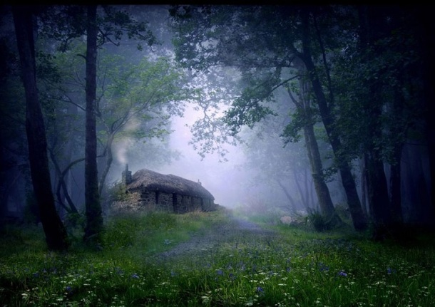 www.awesomeinventions.com Cottage-In-The-Woods-Scotland