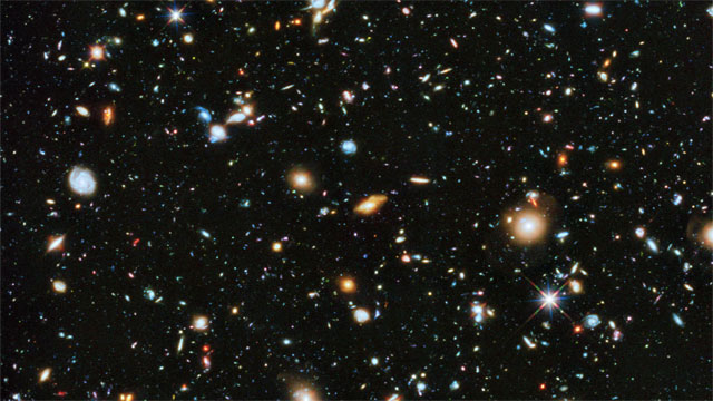 Where did galaxies come from?