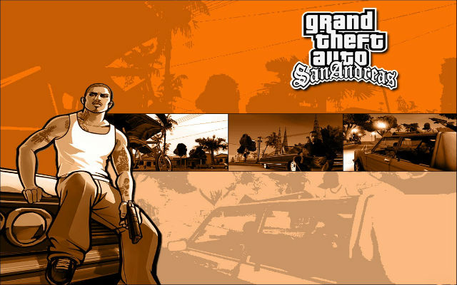 Sand Andreas