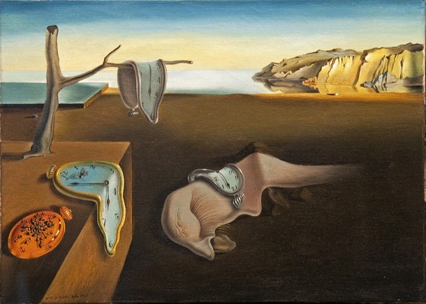 The Persistence of Memory, Salvador Dalí