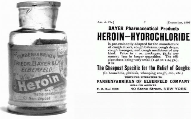 heroin syrup