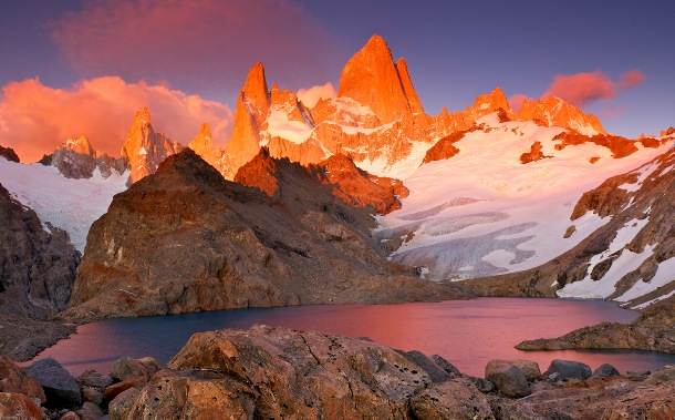 scenery-wallpapers.com sunset_in_the_torres_del_paine_chile_hd_wallpaper-HD