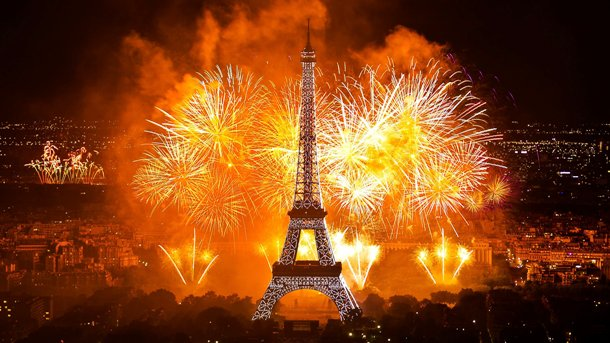 25 Awesome Places To Celebrate The New Year