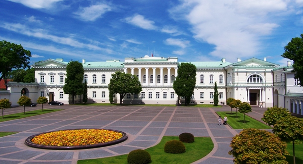 Presidential Palace, Lithuania
