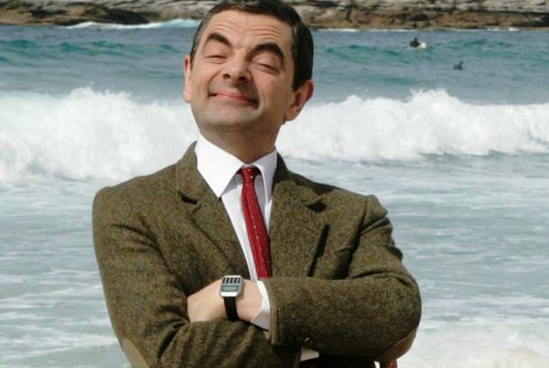 facts30.blogspot.com Mr Bean Once Saved a Plane From Crashing