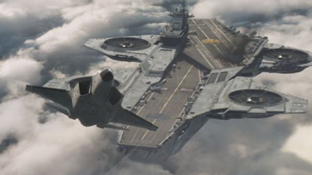 Flying Aircraft Carriers