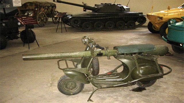 The Canon Scooter