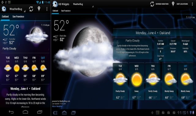 weather-screens