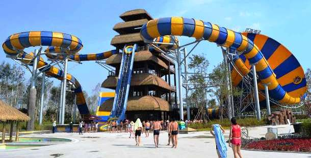 25 Most Visited Water Parks To Cool Down Your Boredom