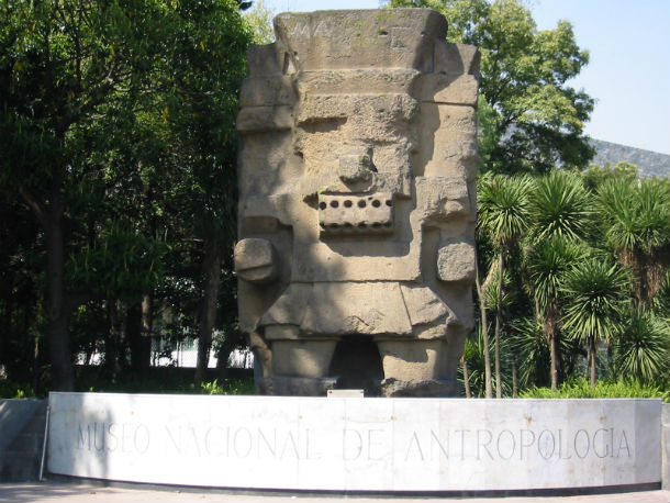 Mexico City's Museum of Anthropology Heist