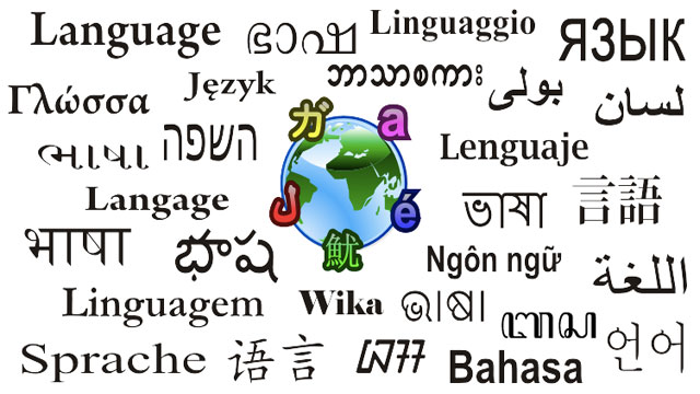 cool facts about language