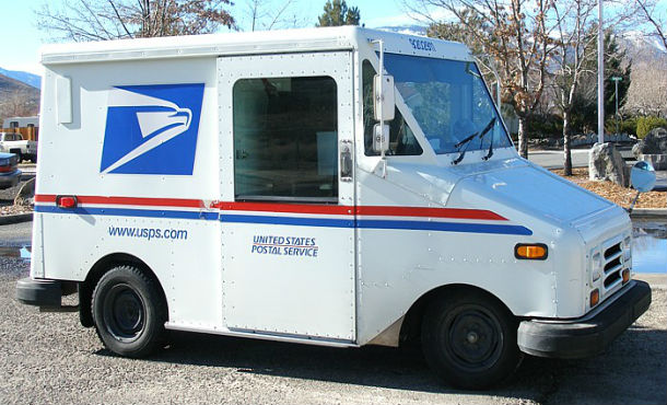 The Plymouth Mail Truck Robbery
