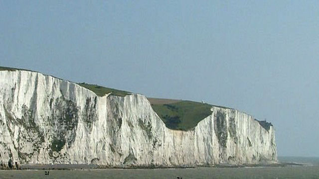 The White Cliffs of Dover (England)