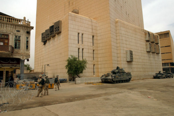 Central Bank of Iraq Robbery