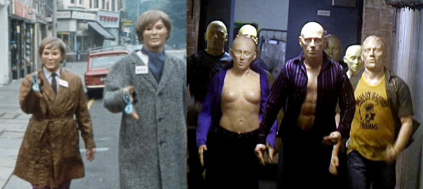 Doctor Who autons