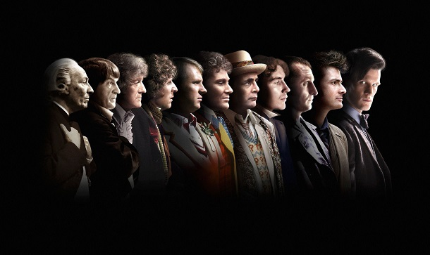 Doctor Who lineup