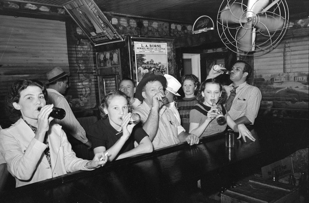 Drinking during Prohibition