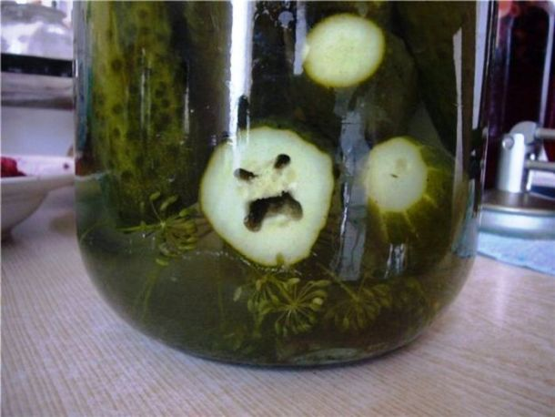 scary pickles