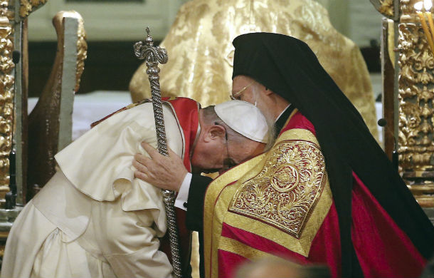 Patriarch and Pope