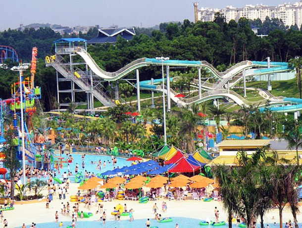 Chime-Long Water Park