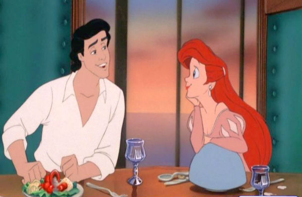 Eric and Ariel