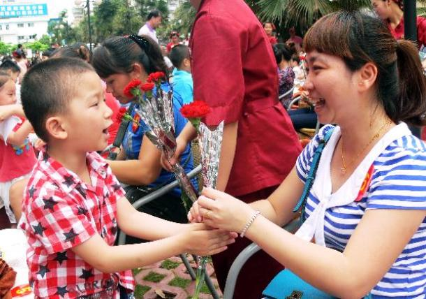 Mother´s Day in China