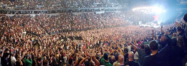 rage against the machine at 2008 RNC convention