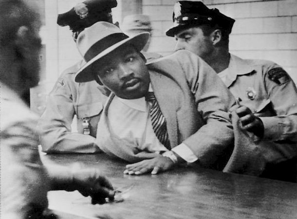 7. Martin Luther King Jr