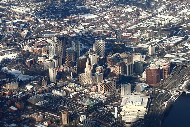 Downtown_Hartford_from_above