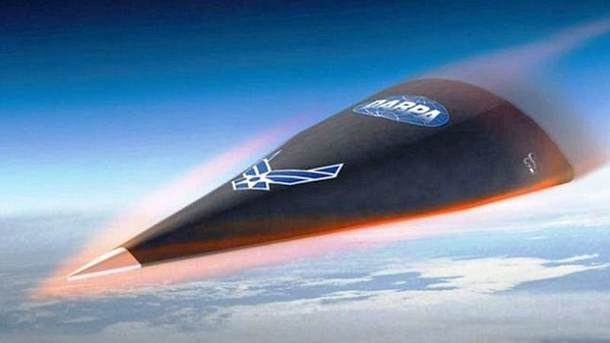Hypersonic Technology Vehicle 2