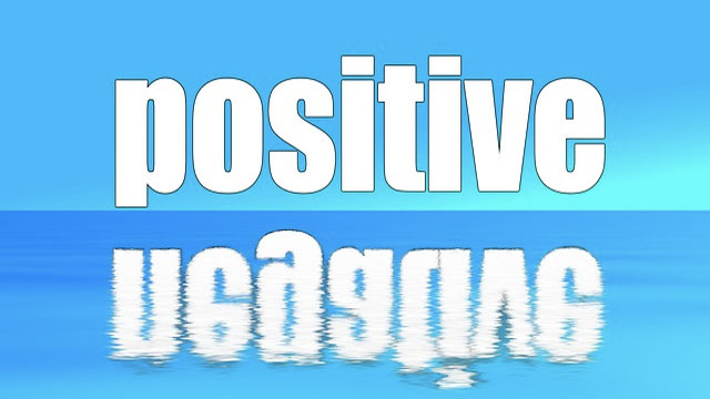Use positive words
