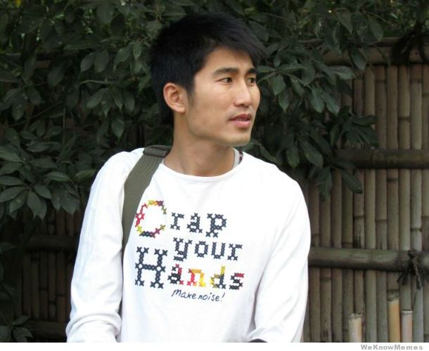 25 Ridiculously Mistranslated Asian Shirts You Don't Want To Get Caught Wearing