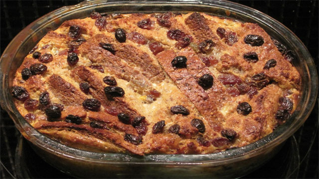 Bread and Butter Pudding (UK)