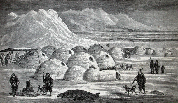 The Lost Inuit Village