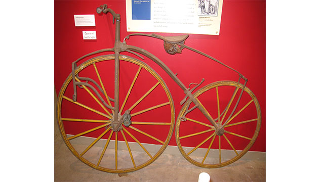 This came to be known as the velocipede