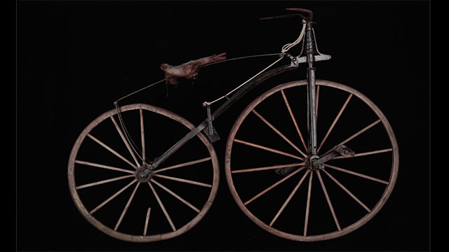Following this, Frenchmen Pierre Michaux and Pierre Lallement decided to put a crank drive with pedals on the dandy horse