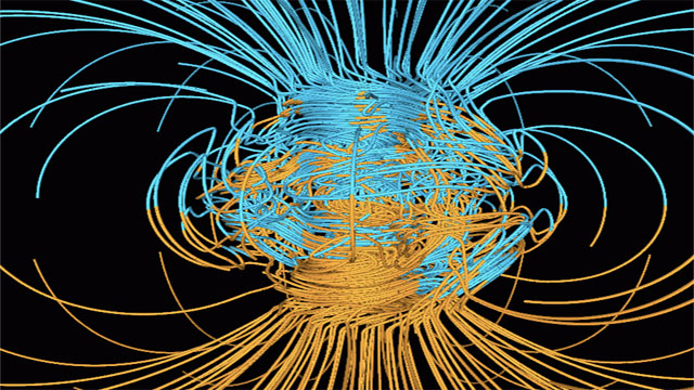 One is the North Magnetic Pole, which constantly shifts depending on changes deep within the Earth. This is what your compass points to