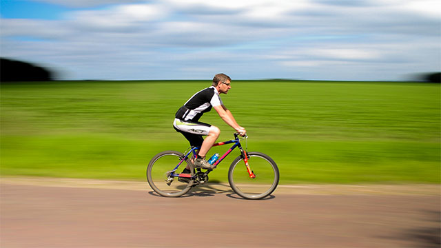 """Bikes have changed little over the course of the last century although bicycles are no longer called """"safety-bicycles"""""""