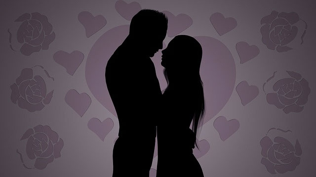 So to burn one kiss by kissing would take just under 4 minutes!