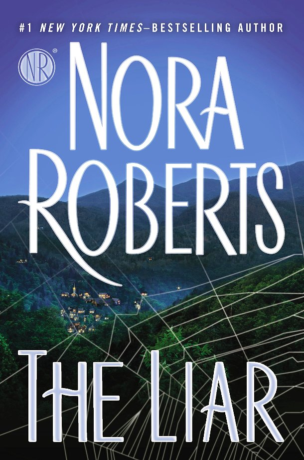 The Liar, author: Nora Roberts