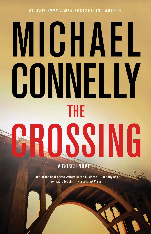 The Crossing, author: Michael Connelly