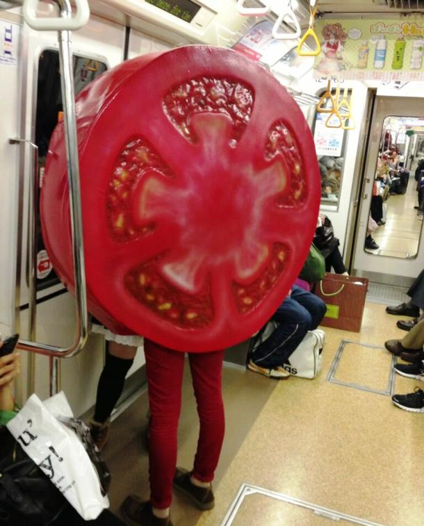 crazy people in NYC subway