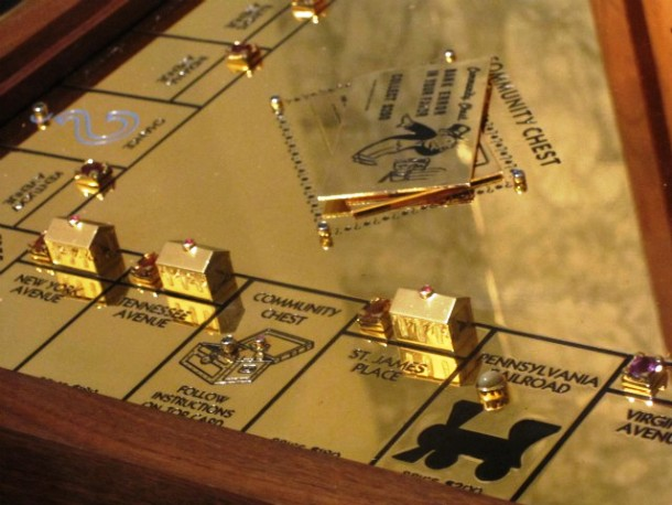 Gold Monopoly