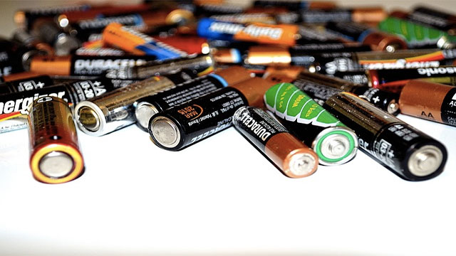 I gave my dead batteries away free of charge
